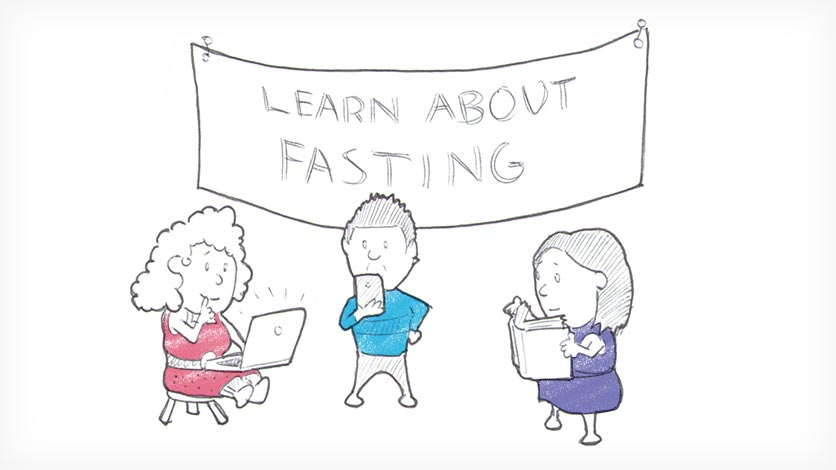 Learn about fasting