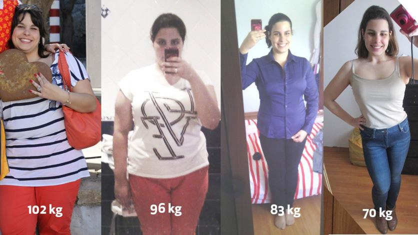 My diet story